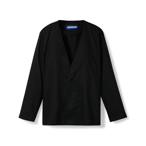 All Day Pajamas Black Kimono