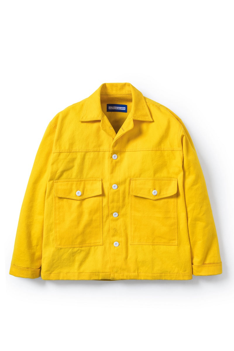Louis Jacket in Yellow