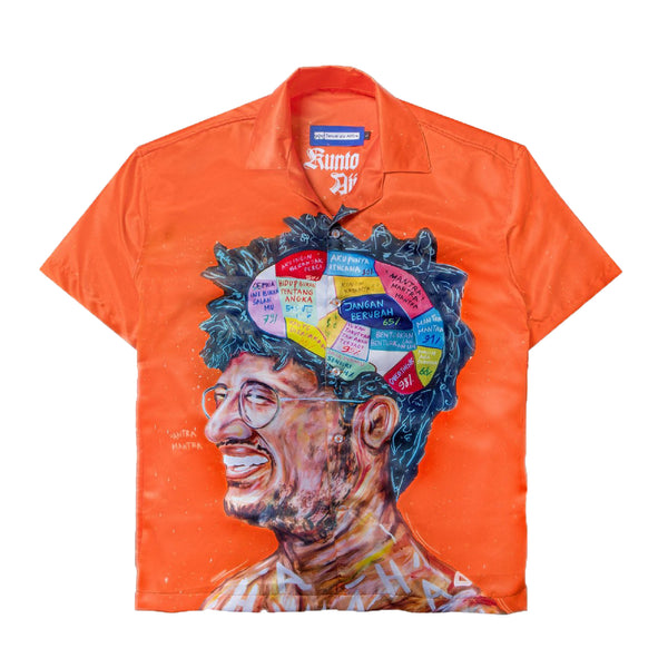 Mantra Orange Shirt