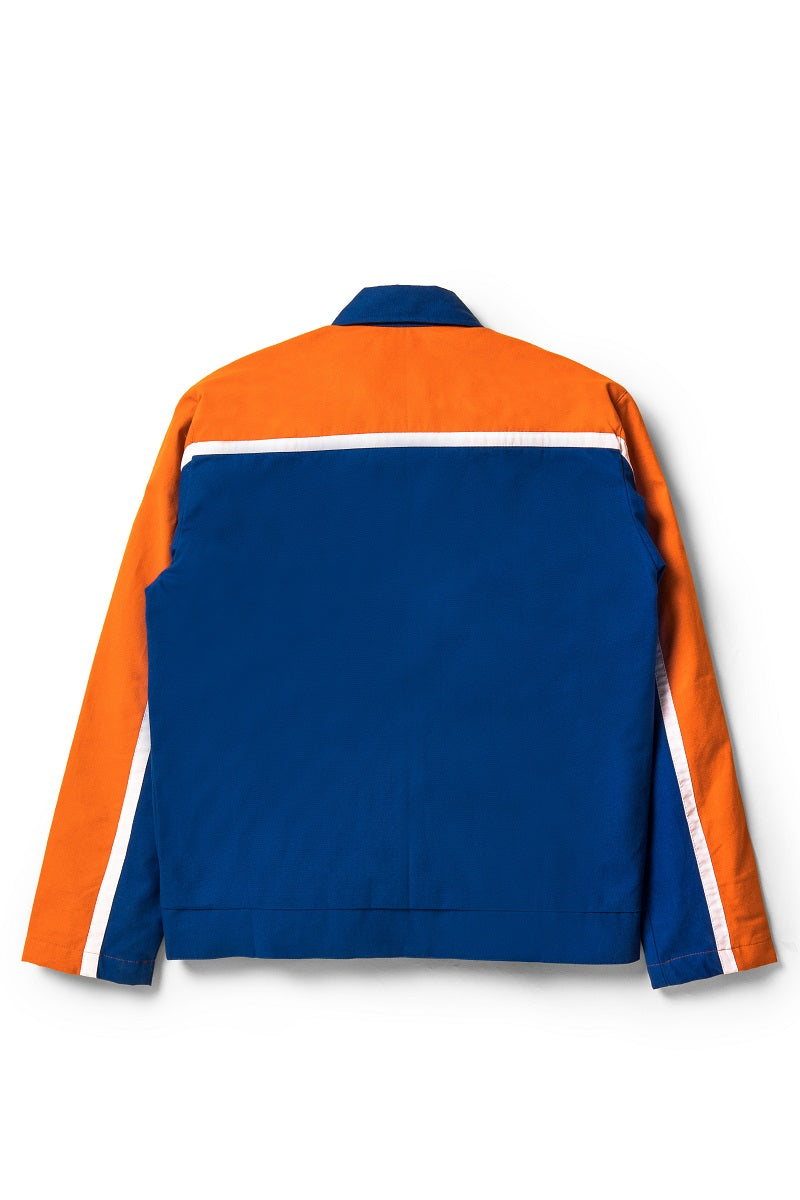 Pomme Twill Jacket in Blue