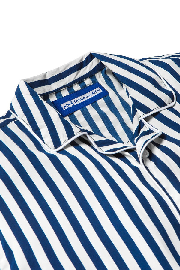 Sein Stripes Pajamas in Navy
