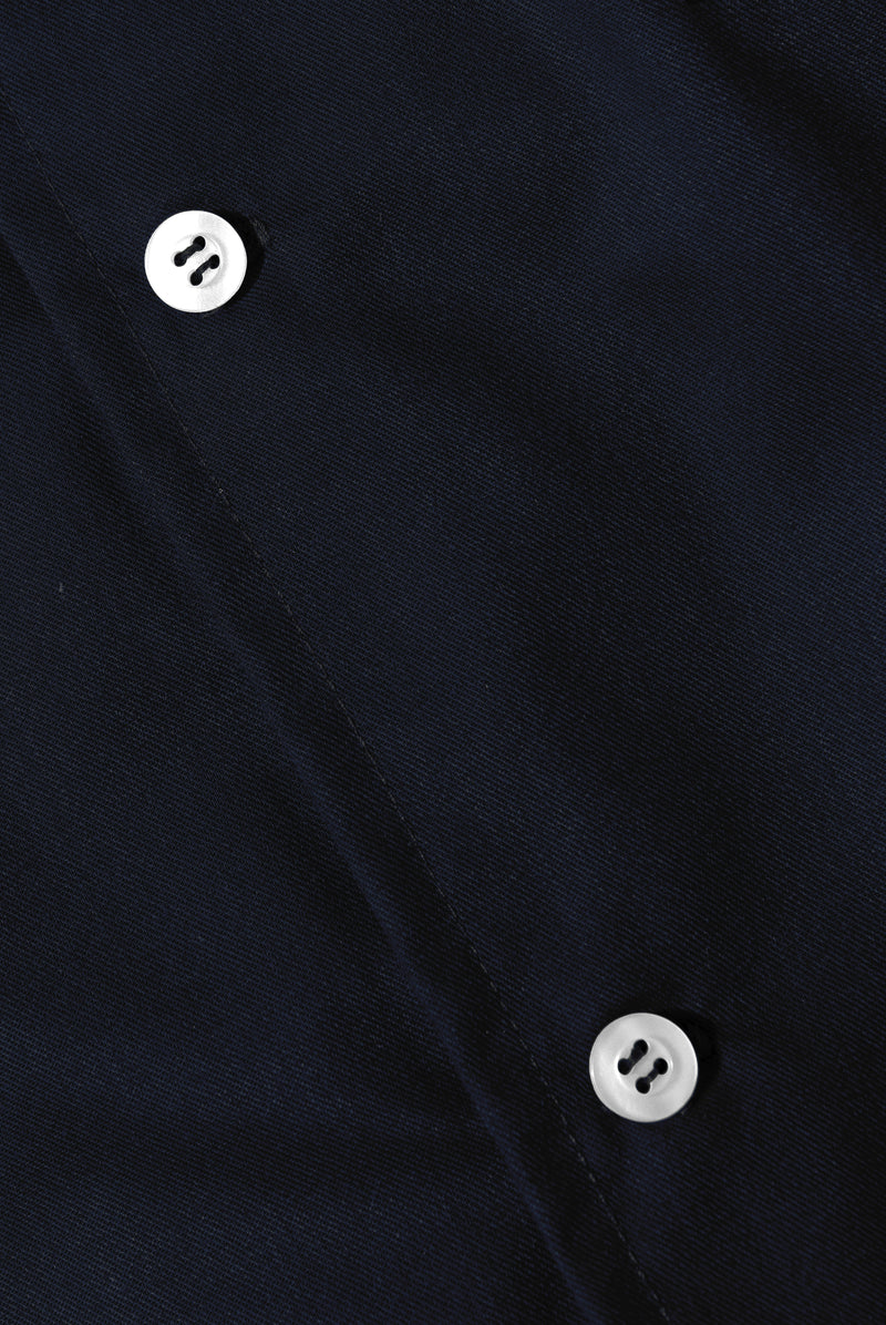 Chemise Colorée Navy Shirt Long Sleeve