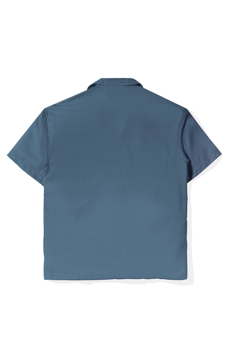 Chemise Colorée Sky Blue Shirt Short Sleeve