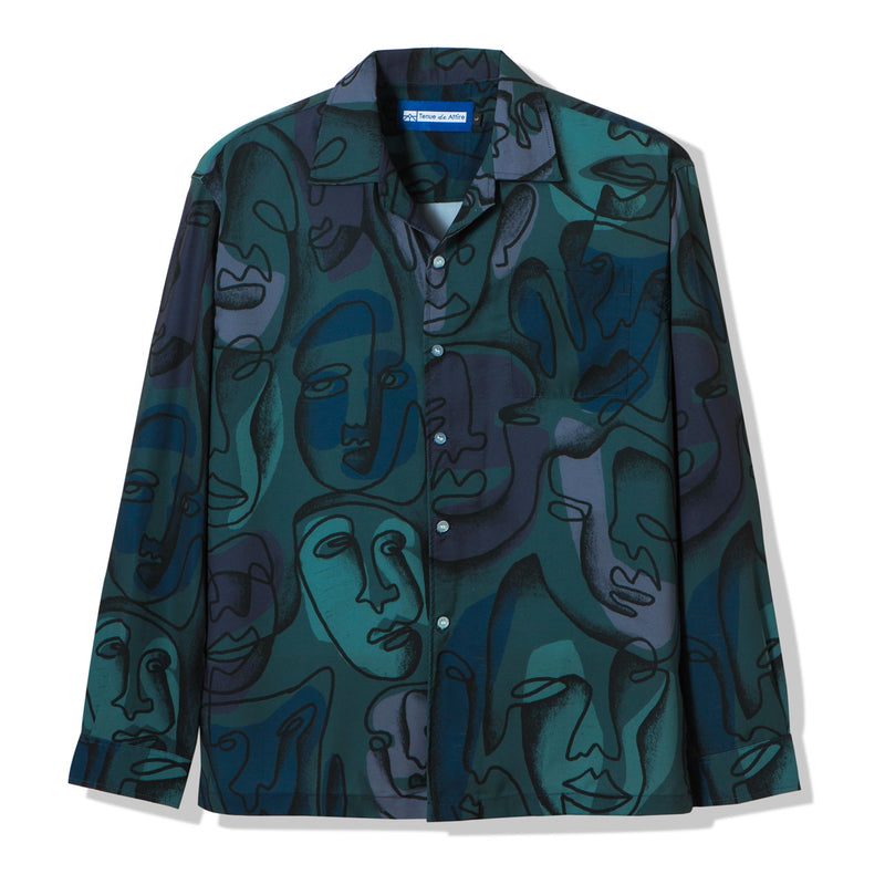 Contour Pollock Shirt Long Sleeves