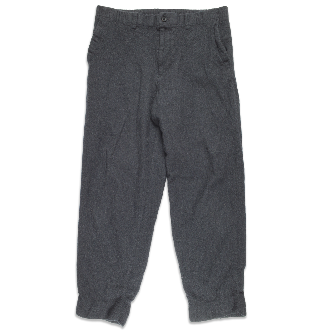 Issey Miyake wool grey trousers <Br>  Size 3