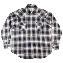 Load image into Gallery viewer, south2 west8 flannel <Br> size medium