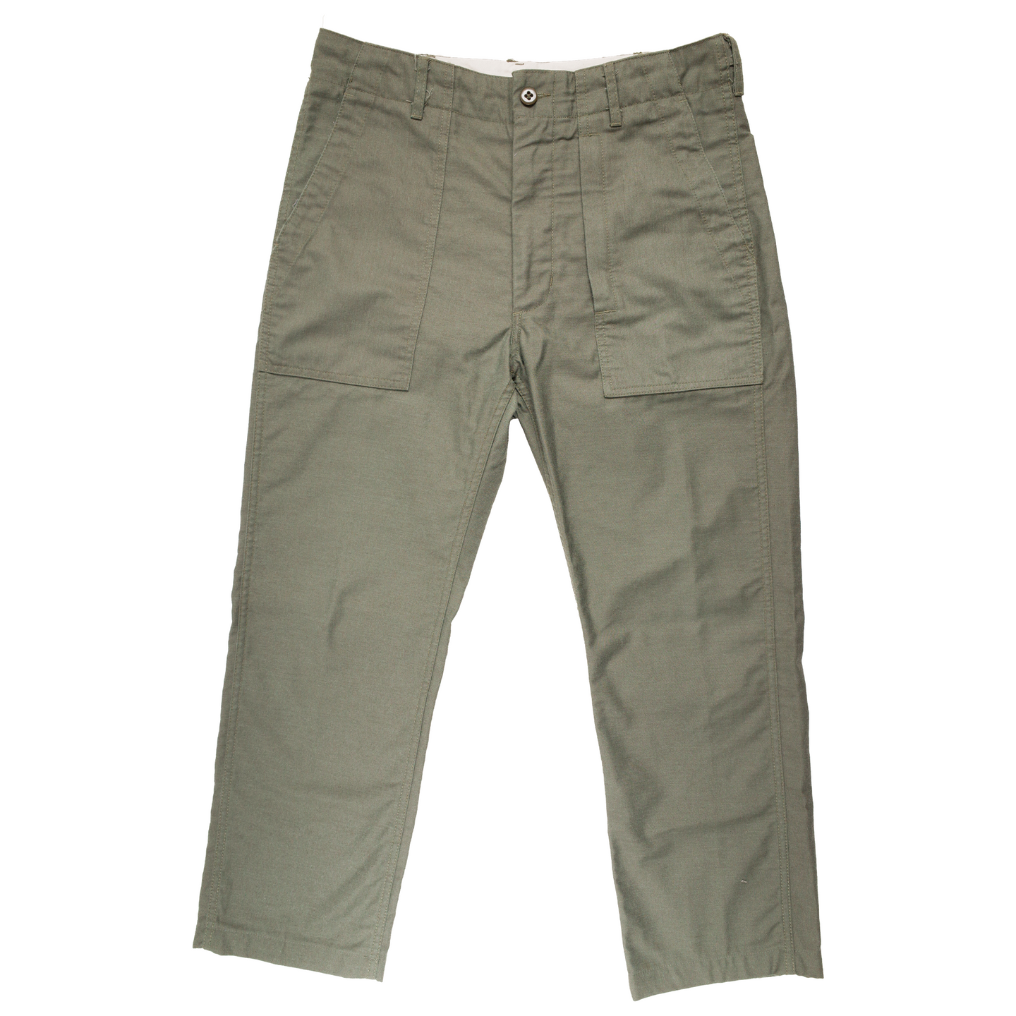 engineered garments olive fatigue pant <Br> size 32