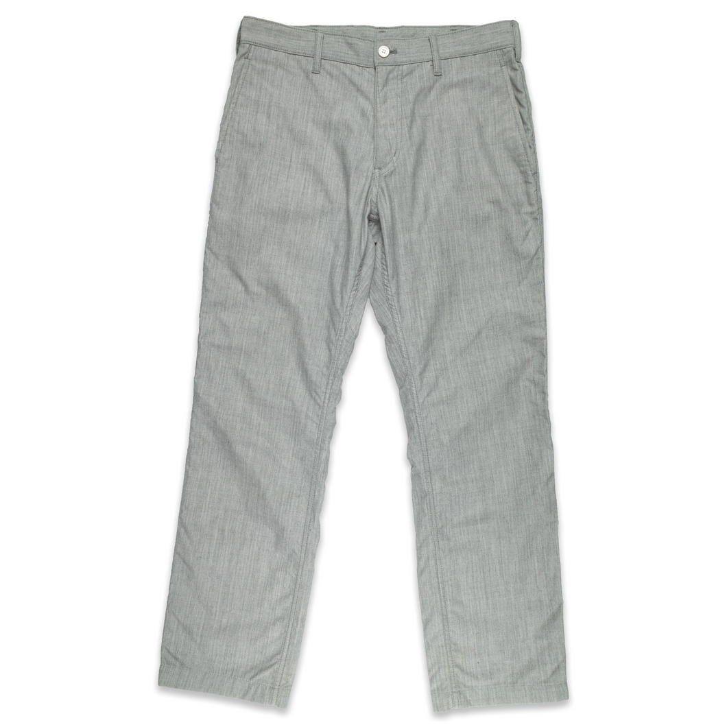 CDG Homme grey trousers <Br>  Size Small