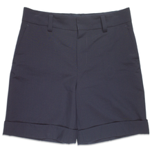 Load image into Gallery viewer, CDG Junya Watanabe Navy shorts <Br>  Size Small