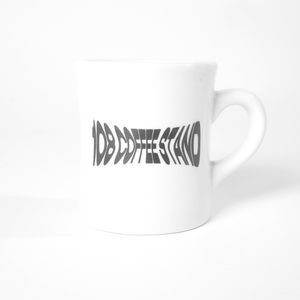 108 Coffee Stand Diner Mug <Br> Size 250ML