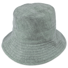 Load image into Gallery viewer, Neighborhood Grey bucket hat <Br> Size OS