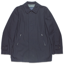 Load image into Gallery viewer, CDG Homme Striped Coat <Br>  Size Large