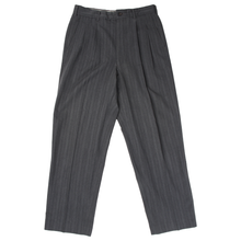 Load image into Gallery viewer, comme des garcons homme deux wool pants <Br> size large