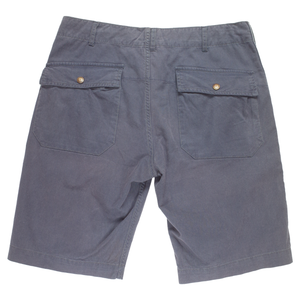 Engineered Garments Navy 2 pocket shorts <Br>  Size Small
