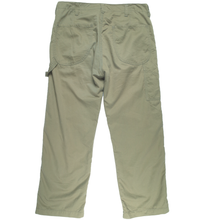 Load image into Gallery viewer, CDG homme khaki carpenter trousers <Br>  Size Small