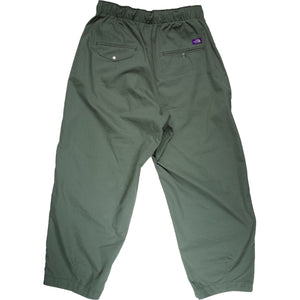 The North Face Purple Label Ripstop Shirred Waist Pants Khaki Size Small