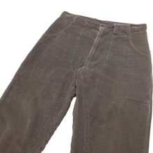 Load image into Gallery viewer, Nepenthes brown corduroy trousers <Br>  Size 30