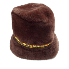 Load image into Gallery viewer, South2West8 Fluffly bucket hat <Br>  Size OS