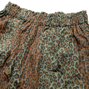 south2 west8 leopard army string shorts <Br> size medium
