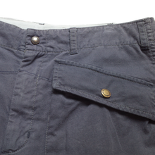 Load image into Gallery viewer, Engineered Garments Navy 2 pocket shorts <Br>  Size Small