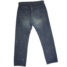 Load image into Gallery viewer, CDG Homme Painter Denim Jeans <Br> Size XS