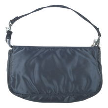 Load image into Gallery viewer, Head Porter navy hand bag <Br>  Size OS