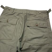 Load image into Gallery viewer, engineered garments olive fatigue pant <Br> size 32