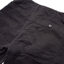 Load image into Gallery viewer, engineered garments black corduroy pants <Br> size 30