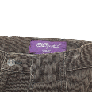 Nepenthes brown corduroy trousers <Br>  Size 30