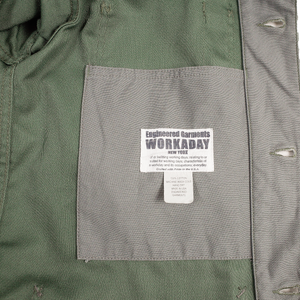 engineered garments workaday utility jacket <Br> size medium