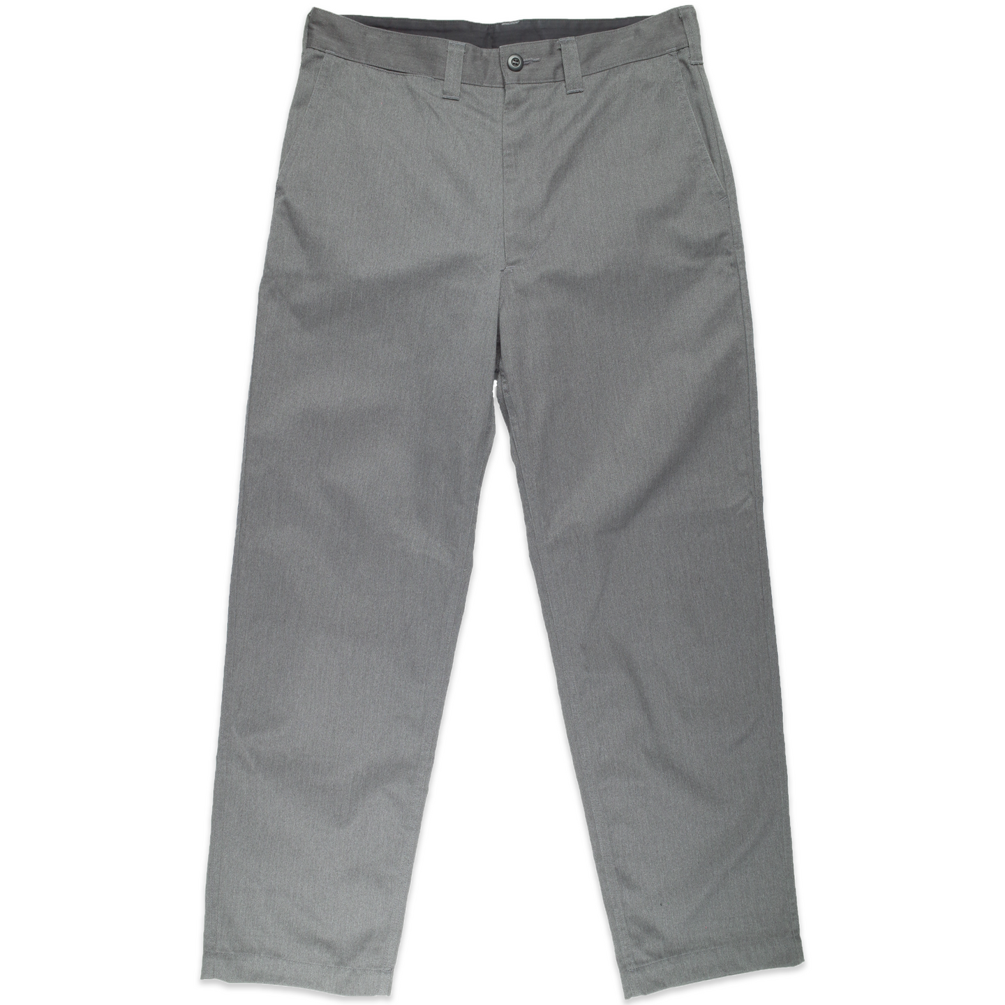 CDG Homme grey straight trousers <Br>  Size Medium