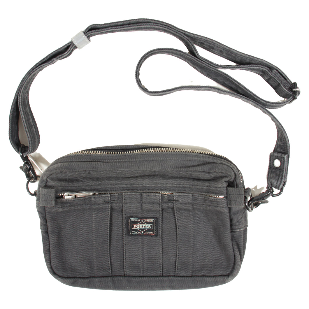 Porter Rectangle Shoulder Bag <Br> Size OS