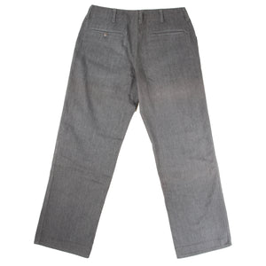 nepenthes grey zip pants <Br> size medium