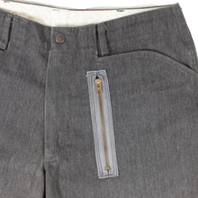 Load image into Gallery viewer, nepenthes grey zip pants <Br> size medium