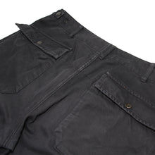 Load image into Gallery viewer, Engineered Garments Black Twill Trousers <Br> Size 32