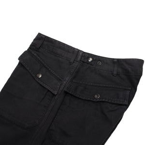 Engineered Garments Black Twill Trousers <Br> Size 32