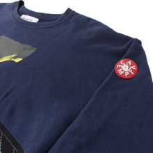 Load image into Gallery viewer, cav empt manifest horizon crewneck <Br> size large