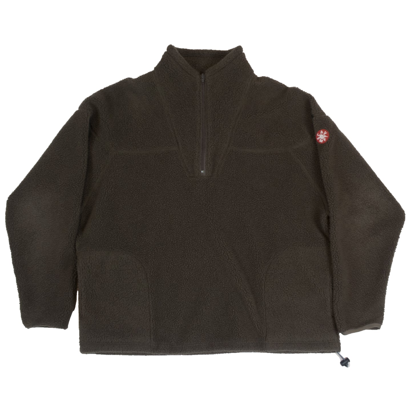 Cav Empt Heavy Fleece Half Zip <Br> Size Large
