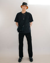 Load image into Gallery viewer, Comme Des Garcons Black Trousers <Br> Size Small