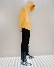 Load image into Gallery viewer, Cav Empt Yellow Overdye Heavy Hoodie <Br> Size Extra Large