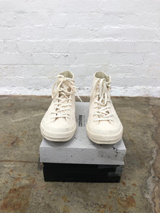 converse x maison margiela white/red <br> size us12