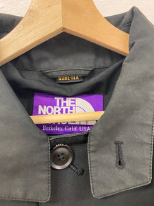 the northface purple label gortex coat <Br> size medium