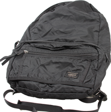 Load image into Gallery viewer, porter black convertible backpack to shoulder bag <Br> Size OS