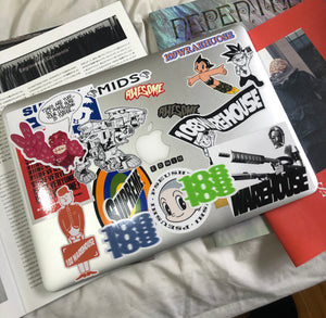 108 sticker pack <br> size os