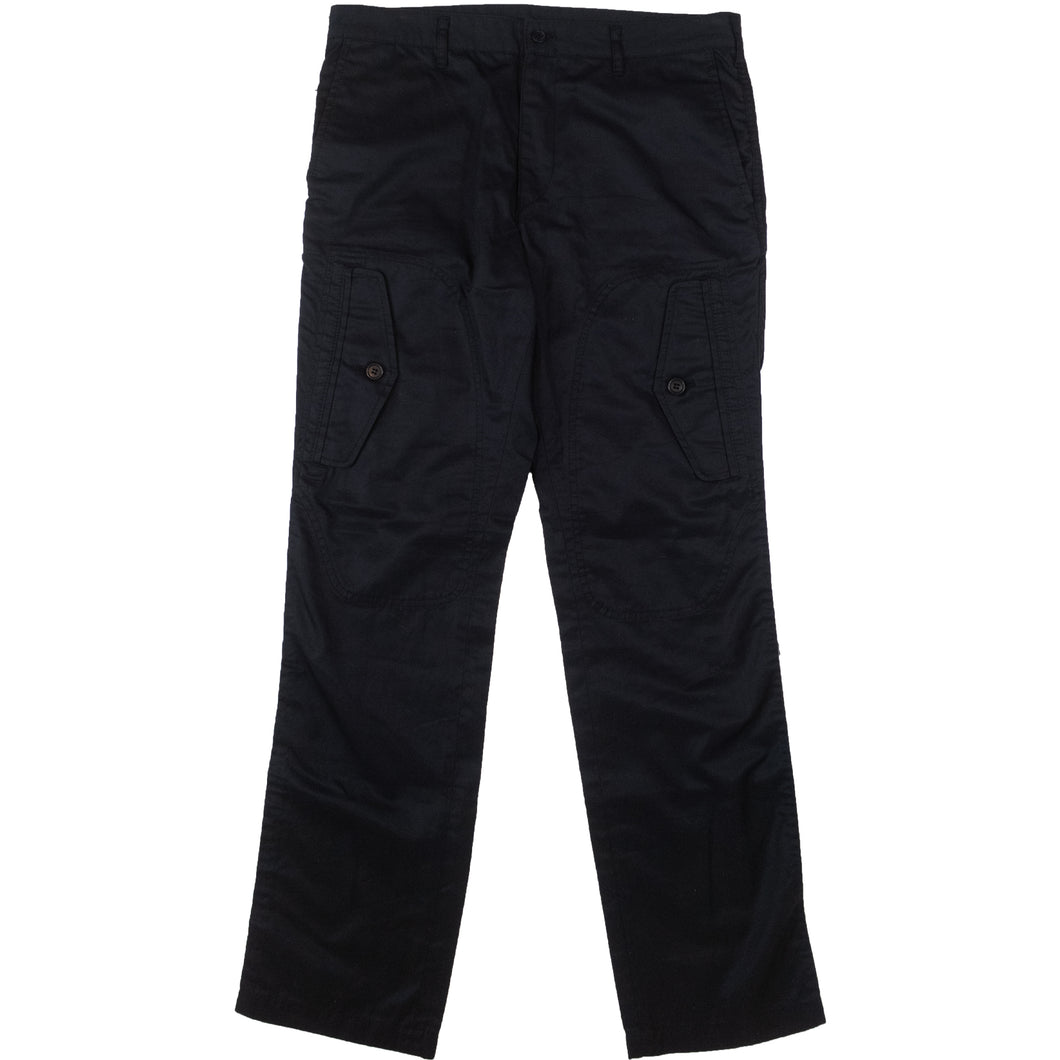 Comme Des Garcons Homme Black Pocket pants <Br> Size Large