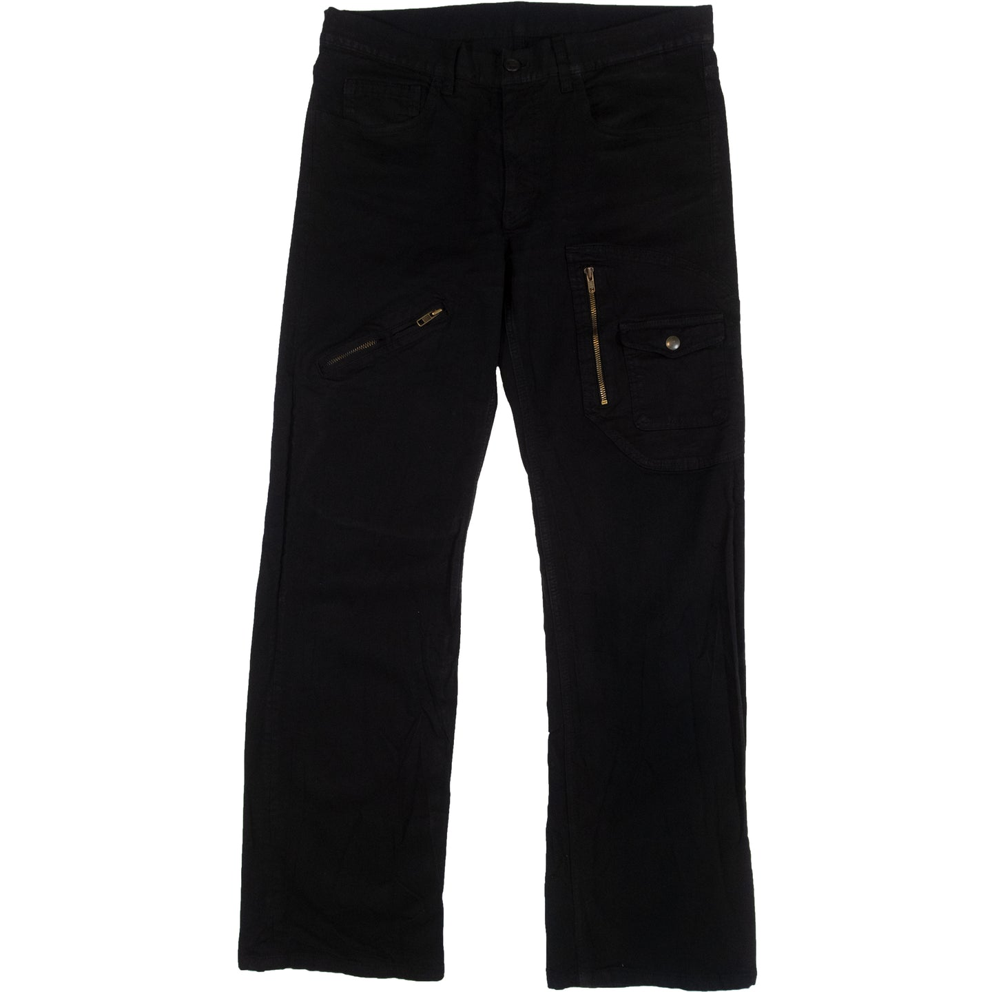 Comme Des Garcons Black Trousers <Br> Size Small