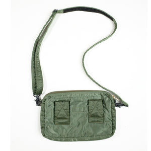 Porter Khaki Tanker Shoulder Bag <Br> Size OS