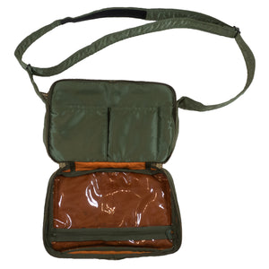 Porter Shoulder Tanker bag Khaki <Br> Size OS