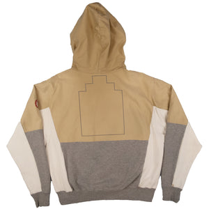 Cav Empt Brown Cotton Pullover Hoodie <Br> Size Medium