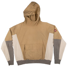 Load image into Gallery viewer, Cav Empt Brown Cotton Pullover Hoodie <Br> Size Medium